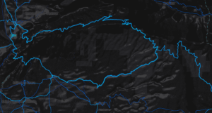 GPS route maken