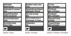 routing nl